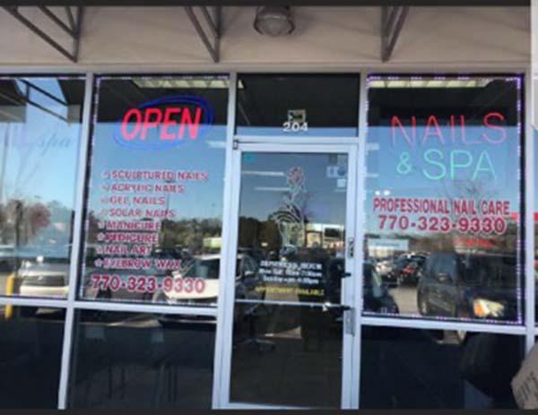 Cần Thợ Nails Biết Làm Đủ Thứ Lương $3.000-$4.000/Mo hoặc hơn In GA