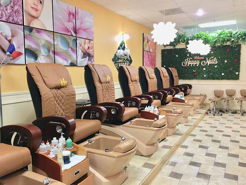 Cần Sang Gấp Tiệm Nails Good Location In Derry New Hampshire