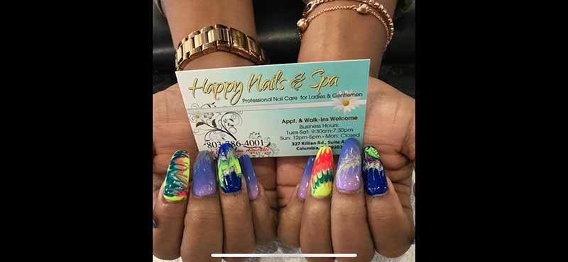 Cần Thợ Nails In South Carolina
