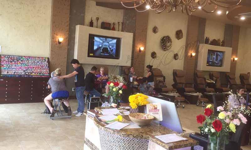 Cần Thợ Nail In Granbury TX