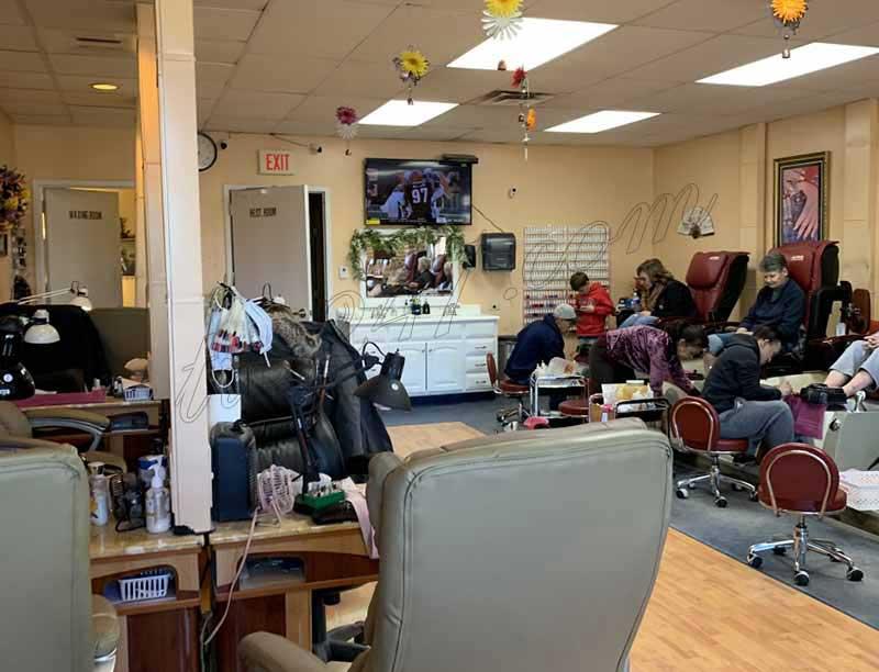 Cần Thợ Nail Làm Việc Ở Hornell NY