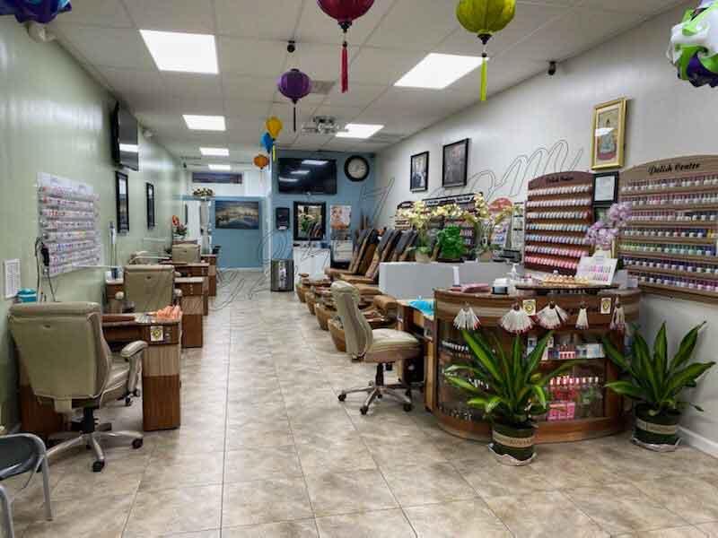 Cần Thợ Nail làm ở San Antonio,TX