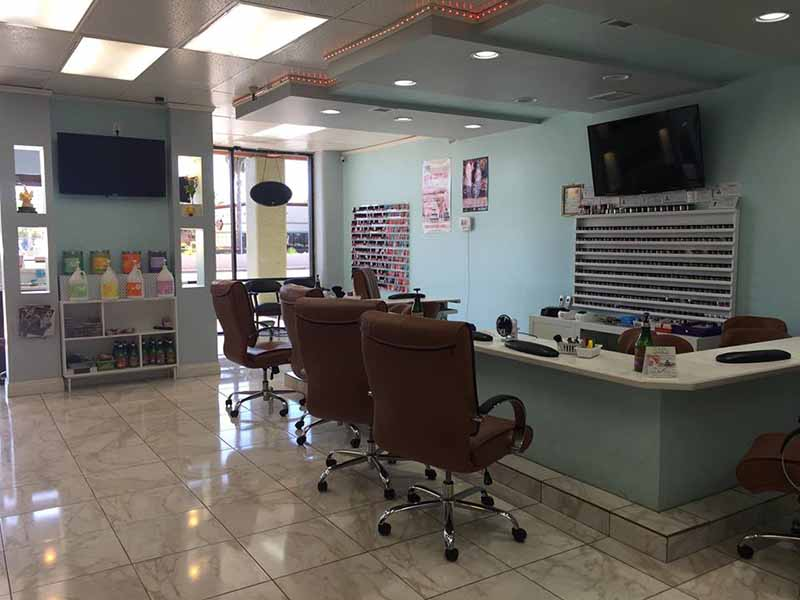 Cần Sang Tiệm Nail Ở Arizona Good Income