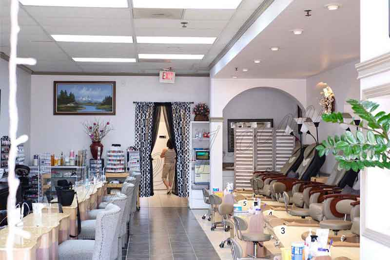 Cần Bán Tiệm Nail In Johns Creek GA