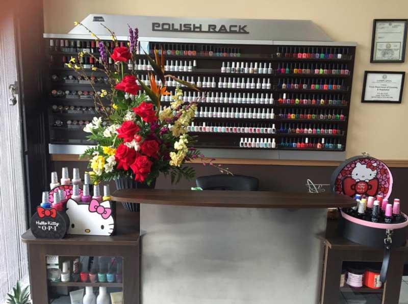 Sang tiem Nails -Nails station for rental