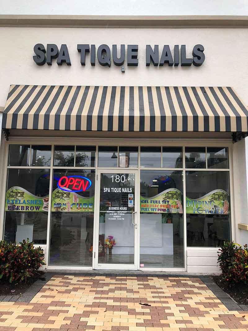 Cần Bán Tiệm Nail In Boynton Beach Florida