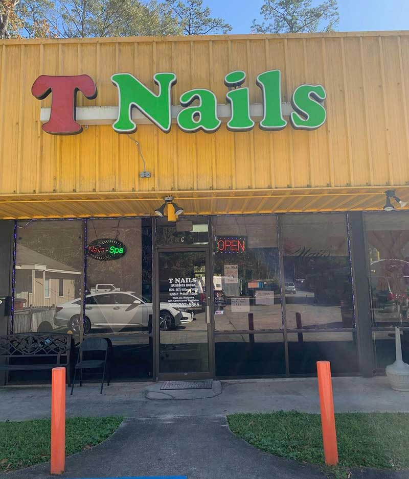 Cần Sang Tiệm Nail In Covington LA