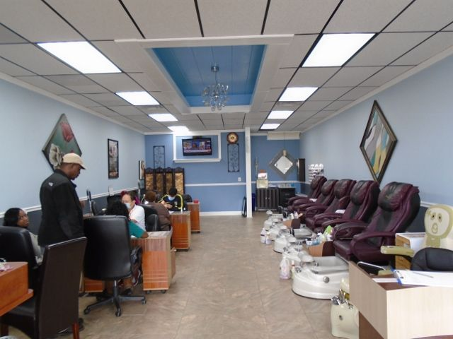 Bán Tiệm Nails In Jacksonville, AL