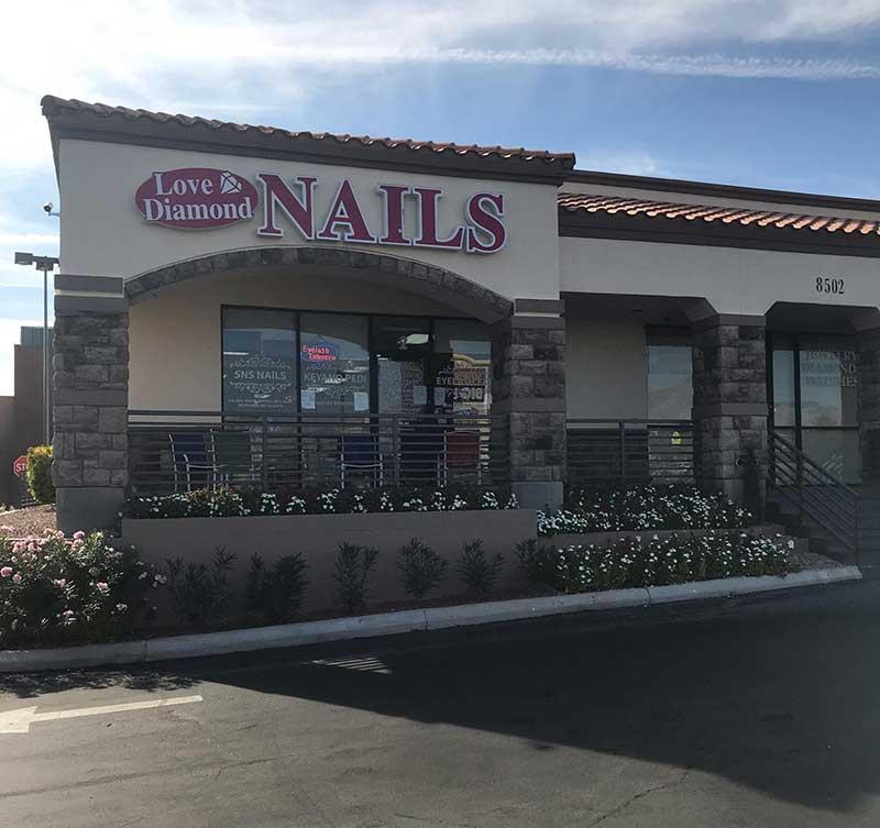 Cần gấp thợ nail In Las Vegas NV