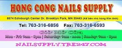 Nails Supply - Cung Cấp Thiết Bị Ngành Nails