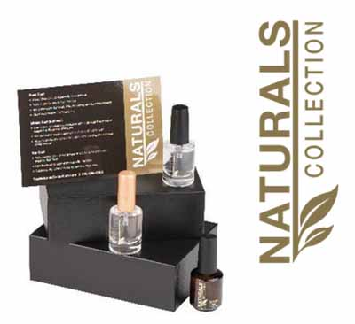 NATURALS COLECTION | Base - Middle - Top Coat